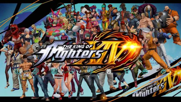 King Of Fighters Xiv Deluxe Pack Game Deals Blog