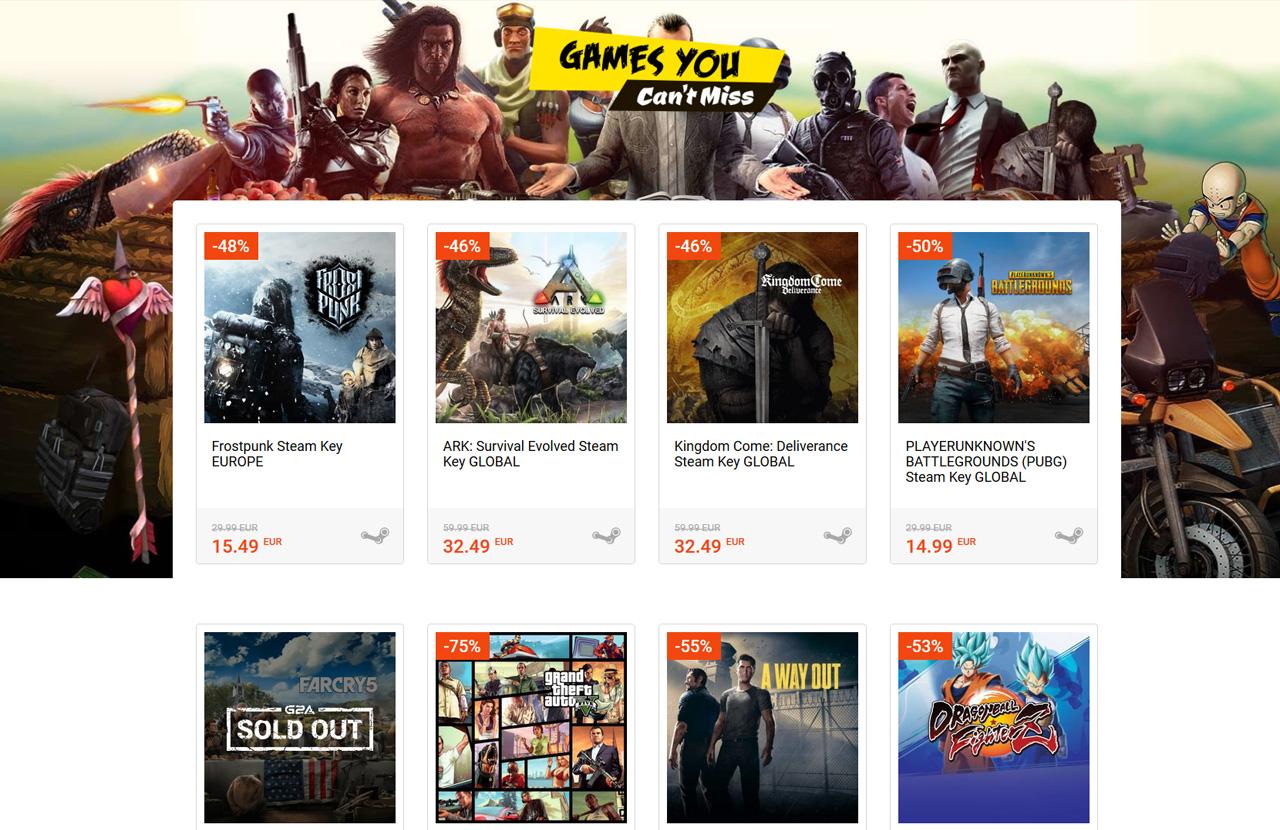game discounts (2) - Game Deals Blog