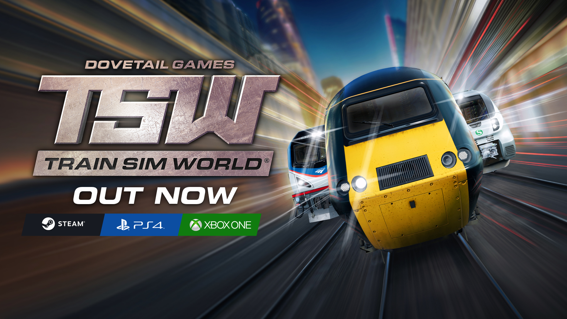 train driving game Game Deals Blog