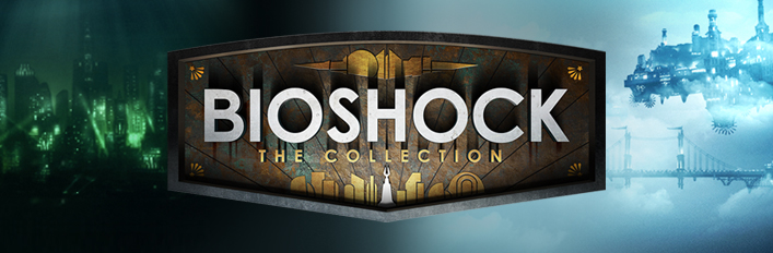Get BioShock: The Collection With 67% Discount - Game Deals Blog