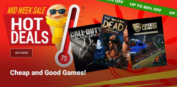 G2A promo - Game Deals Blog